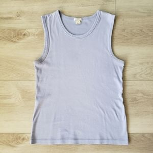 J.Crew Purple Tank Top
